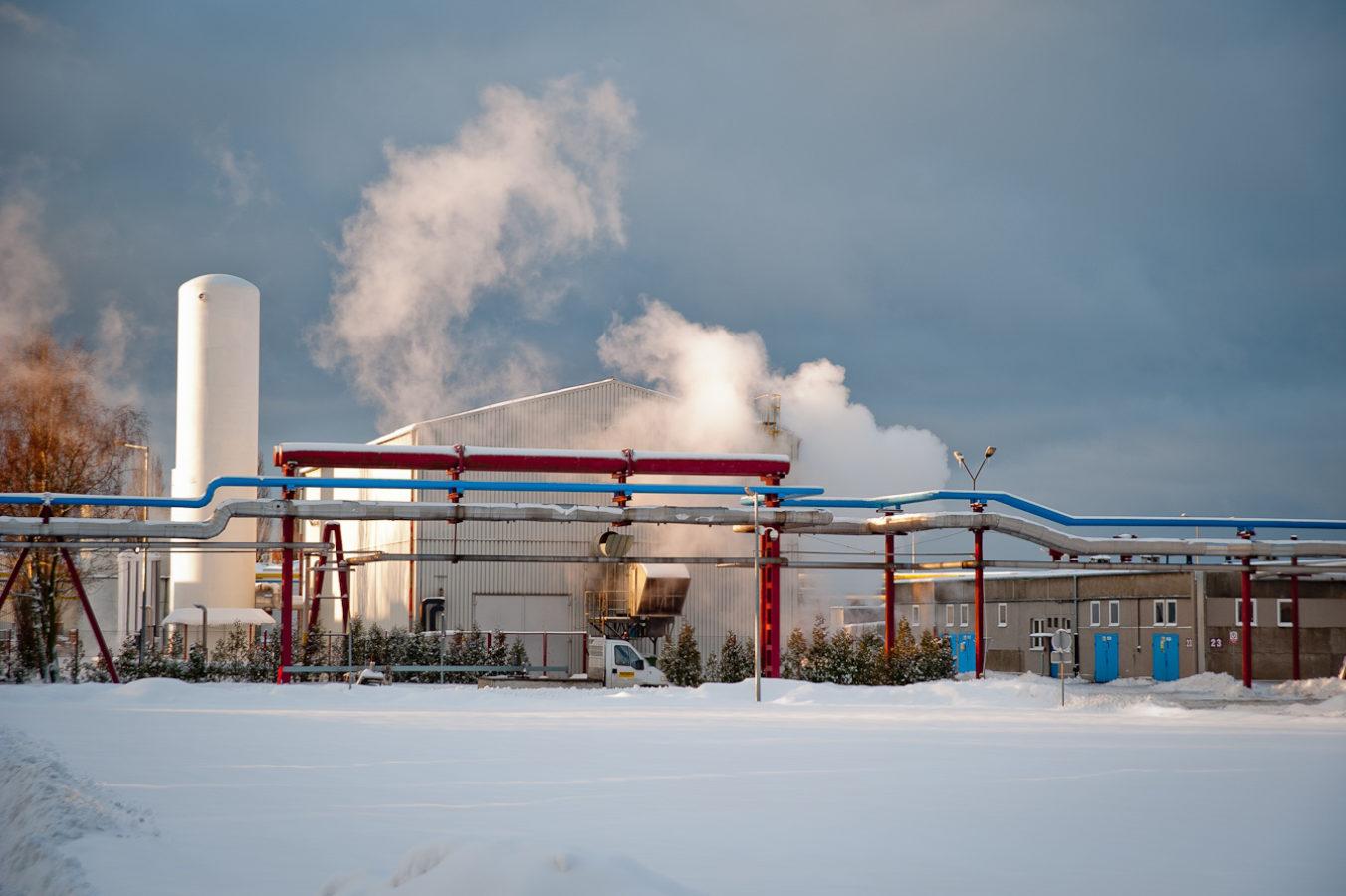 Zdjęcia industrialne