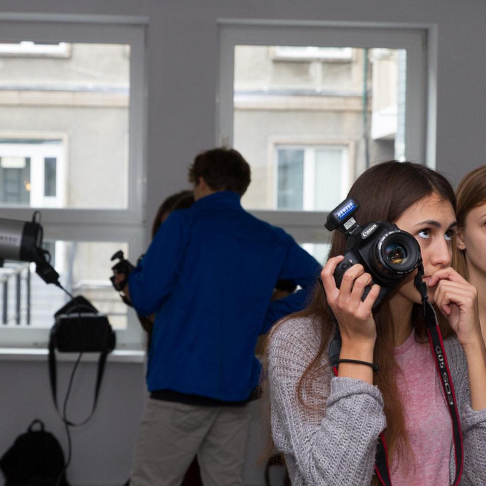 Warsztaty fotograficzne, Warsztaty ze zwycięzcami foto-maratonu frankofońskiego