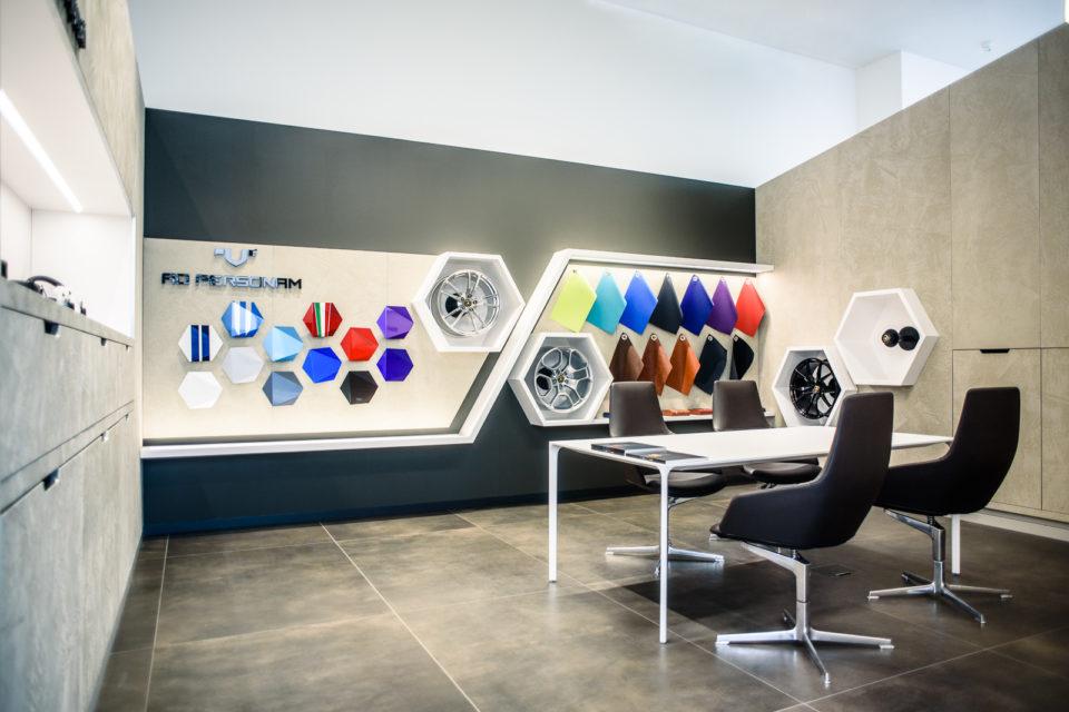 fotografia wnętrza biura