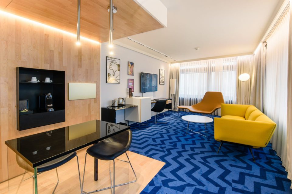 zdjęcie mieszkania w pokoju dziennym
